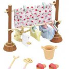 "Epoch Sylvanian Families Sylvanian Family Doll ""Washing Accessory Set Ka-610"""