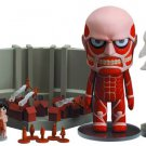 Good Smile Attack on Titan Colossal Nendoroid and Playset Action Figure Busts