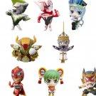 Bandai - Tiger & Bunny Deformeister Petit Figures - Box of 10