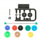 Grade Up Parts GP456 AR Chassis Setting Gear Set (Mini 4WD)