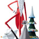 The Nightmare Before Christmas Santa Jack Skellington Revoltech Action Figure
