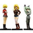 1/35 Girls & Panzer Captain Figure Set