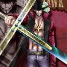 One Piece Seven Warlords of the Sea -Dracule Mihawk-