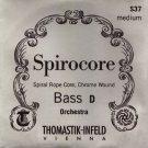 Thomastik-Infeld Spirocore 4/4 Size Double Bass Strings 4/4 Weich Set