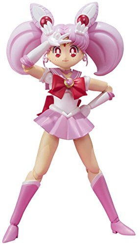 "Bandai Tamashii Nations BAN92014 S.H. Figuarts Sailor Chibi Moon ""Sailor Moon"" Action Figure"