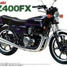 AOSHIMA 1/12 Motorcycle | Model Building Kits No04 Kawasaki Z400FX