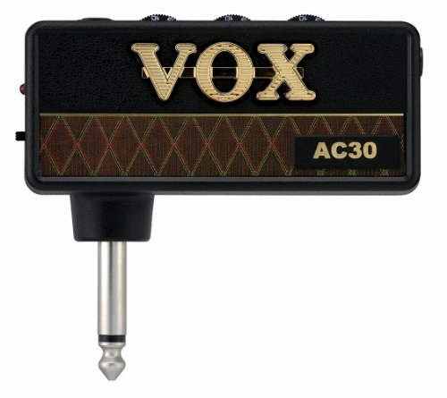 [Brand New] Vox amPlug AC30 Guitar Headphone Amp