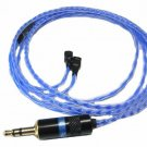 Song s Audio - Teflon Sennheiser Upgrade Replacement Cable for IE8/ IE80