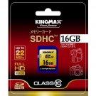 Kingfmax - KM-SD-16G - MicroSDHC