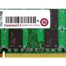 TRANSCEND MEMORY 2GB DDR2 800(PC2 6400) UNBUFFEREDSO-DIMM 200PIN LAPTOP MEMOR