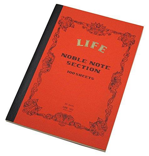 LIFE B5 N32 NOTEBOOK QUADRILLE