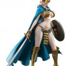 Megahouse One Piece Portrait of Pirates: Rebecca The Gladiator Excellent Model PVC Figure