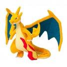 Pokemon Center Plush Doll Original Mega Charizard Y