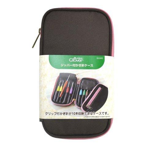 Clover Crochet zipper case 55-943 (japan import)