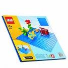 LEGO Blue Building Plate