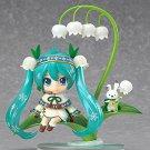 Good Smile Snow Miku: Snow Bell Ver. Nendoroid Action Figure