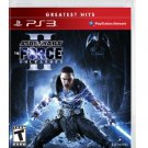 Star Wars The Force Unleashed II Playstation 3 Game