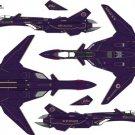 Hasegawa 25th Anniversary Macross YF-19 Valkyrie Model Kit
