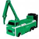 Bandai VooV FR19 Transforming Toy Car [Far East Development Tank Truck - Concrete Pump Car]
