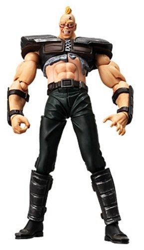 Kaiyodo Fist of The North Star Z 666 Zeed Gang Leader Revoltech Figure REV0002