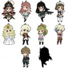 Hobby Stock Pikuriru Bodacious Space Pirates - Trading Strap (10pcs)