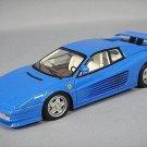 N2 Makeup Co EIDOLON 1/43 Ferrari Testarossa 1984 with Blue Wing