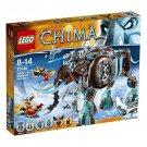 Maula's Ice Mammoth Stomper LEGO Chima