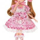 Takara Tomy Licca-chan Dress My Melody love Dress