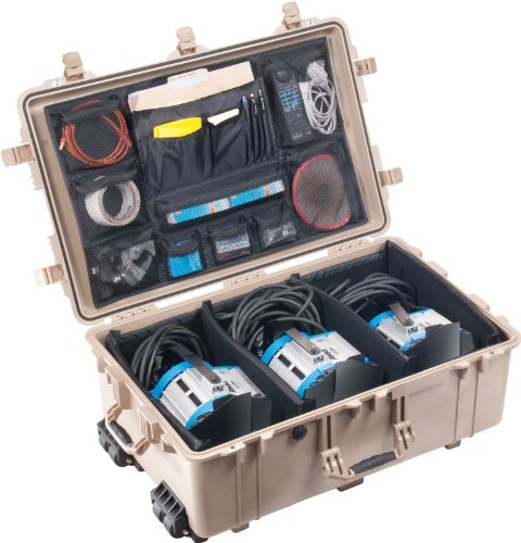 Pelican 1659 Lid Organizer For Use with 1650 Case [PRICE is per EACH]