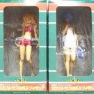 SEGA Neon Genesis Evangelion Extra Sport figures all set of 2