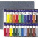 Auspicious Suikan paint bottle input 24 color set (japan import)