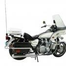 Aoshima AOS-003305 Kawasaki Police 1000 Cowling Type Model Building Kit 1/12