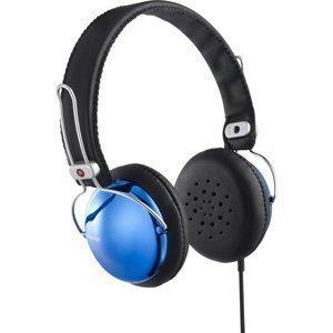 Pioneer SE-MJ151 Fully-Enclosed Dynamic Headphones - Blue Color