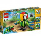 Lego creator rainforest animals (31031)