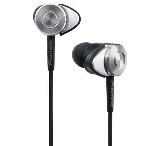 Pioneer In-Ear Type Headphones | SE-CL551 S Silver