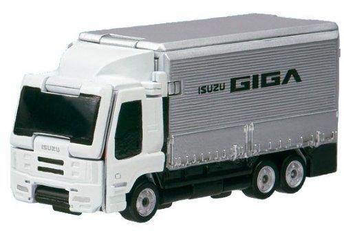 Bandai VooV VS11 Transforming Toy Car [Isuzu Giga - Super Ambulance]