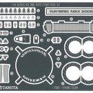 Tamiya Raybrig NSX 2005 Photo-Etched Detail Set 1/24