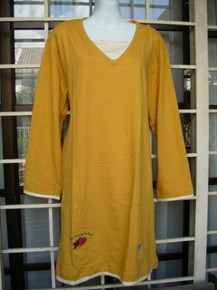 Muslimah at Heart (Mustard Yellow)