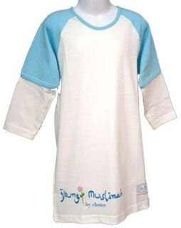 Young Muslimah LIGHT BLUE