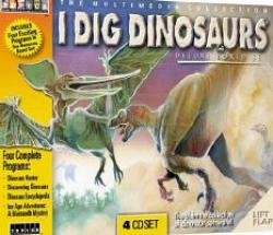 I DIG DINOSAURS DELUXE