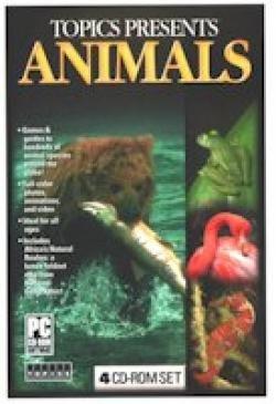 TOPICS PRESENTS ANIMALS 4CD SET