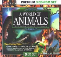 WORLD OF ANIMALS 3CD SET (EXPRESS)