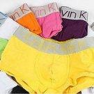 New Mans Underwear Man's boxers briefs Cotton Mix order 10 Pcs/Lot Sizes M, L, XL,XXL