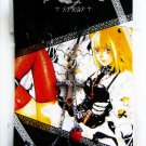 Death Note Misa Style Gothic Cross, Mini Apple and Skull Strap