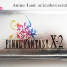 Final Fantasy X-2 Long Silver Wallet