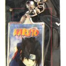 Naruto Sasuke Long Rectangular Keychain
