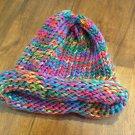 Hand-loomed ladies hat