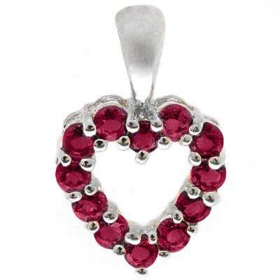 Genuine Ruby Pendant