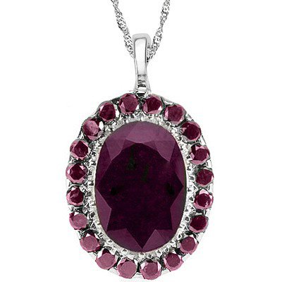 Astonishing Genuine Ruby