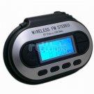 BLACK 205 CHANNELS FM TRANSMITTER (RDL-ES-2008)